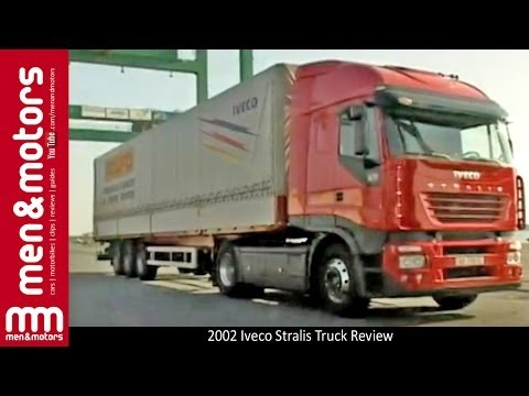 2002 Iveco Stralis Truck Review