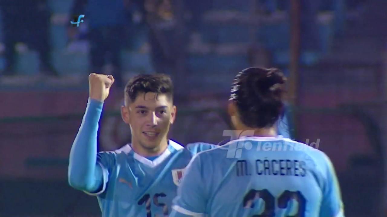 Amistoso | Uruguay 3-0 Panamá (7/6/19)
