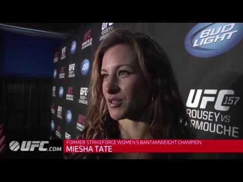 UFC205: Миша Тейт VS Ракель Пеннингтон. Лучшие моменты! (видео)