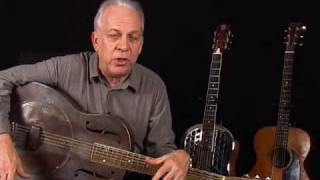 Country Blues Guitar by Paul Rishell