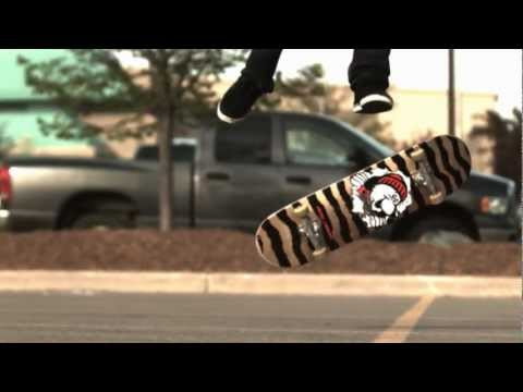 Awesome Skateboard Tricks in Slow Motion