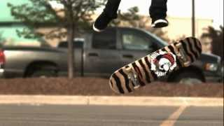 Skateboard Tricks At 1000 Fps Slow Motion Look Amazing