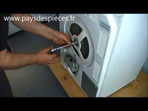 Guide vidéo: Comment échanger une courroie sur votre sèche-linge? Regardez ici …