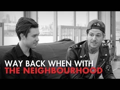 The Neighbourhood Were Born With Minimalism In Their Brains
