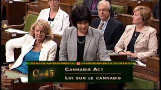 Canadian Parliament Debates The Amended Cannabis Act by Pot TV