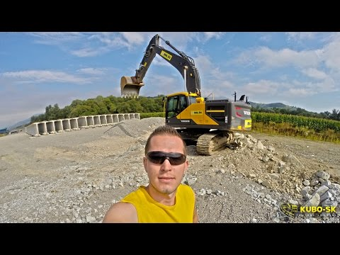 KUBO-SK YOUTUBE CHANNEL | SEASON 2016 | heavy trucks and construction equipments videos