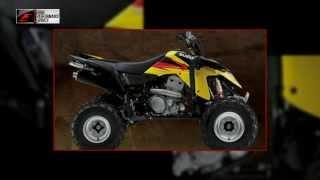 7. 2014 Suzuki QuadSport Z400 Review Oregon