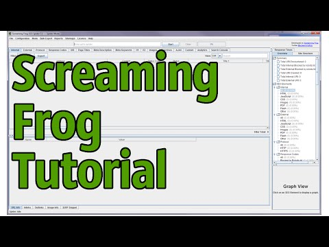 Create Sitemap With Screaming Frog SEO Spider