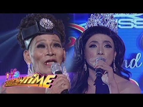 It's Showtime Miss Q and A: Maria Katrina Lopez and Angelika Mapanganib on Beklamation!