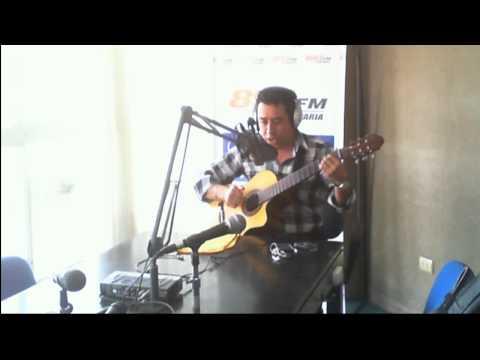 Acústico Ariel Rojas en Radio Jesús María