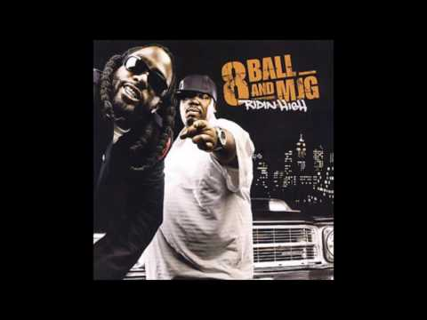 """Cruzin"" 8Ball & MJG-(featuring Three 6 Mafia & Slim Of 112)"