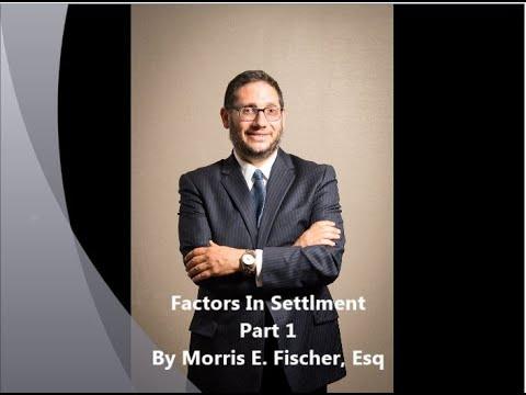 Factors in Settlement