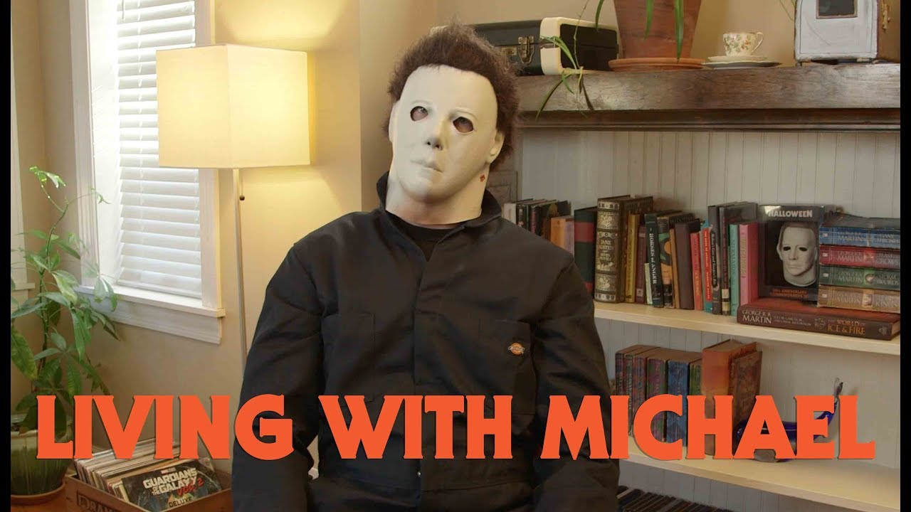 Halloween Teaser! Living with Michael