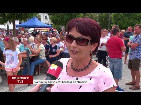 TVS: Bojkovice - Světlovský bál