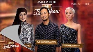 Video Ini Talk Show 20 November 2014 Part 1/4 - Kimmy Jayanti, Winky Wiryawan dan Desy Ratnasari MP3, 3GP, MP4, WEBM, AVI, FLV Juli 2019