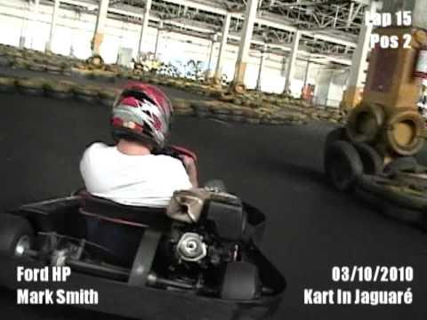 2010-10-03 - Kart In Jaguaré - 2o lugar