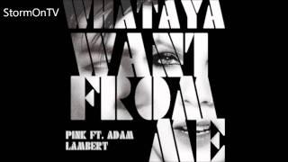 Whataya Want From Me (ft. Pink) - Adam Lambert [Lyrics]