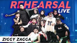 Video Rehearsal Ziggy Zagga LIVE Performance 3 TV Sekaligus MP3, 3GP, MP4, WEBM, AVI, FLV Juli 2019