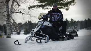 2. TEST RIDE: 2014 Yamaha Phazer XTX