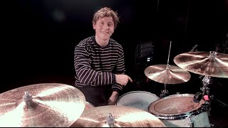 Drum Talk with James Fisher (Basement)