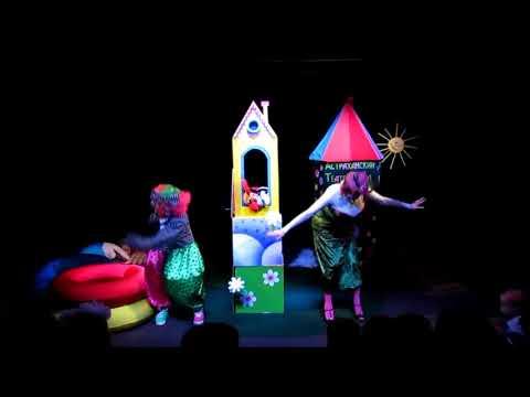 Гастроли Астраханского театра кукол в Красноярске
