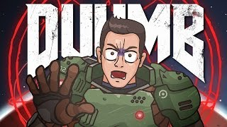 Video DUUMB  (DOOM 2016/SAGA Cartoon Parody) MP3, 3GP, MP4, WEBM, AVI, FLV September 2018