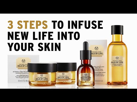 Oils Of Life 3 Steps Routine