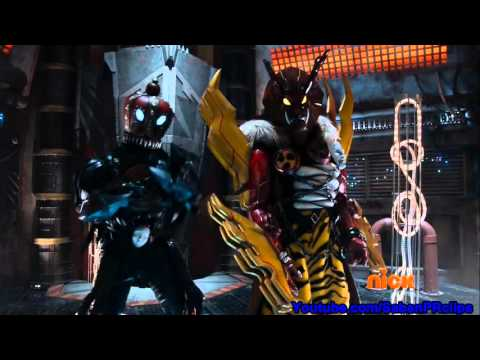 Power Rangers Dino Super Charge Ep 8 - Riches and Rags - Villain's Opening Scene
