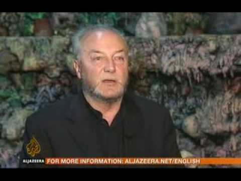 Interview with George Galloway in Gaza