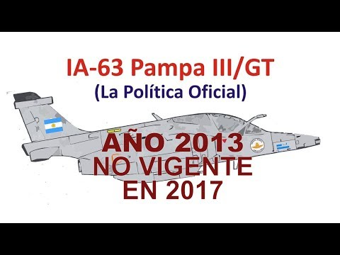 Nuevo Caza Polivalente Pampa GT