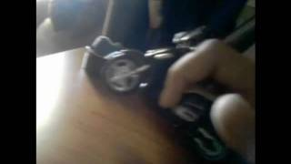 10. Stunts con Scarabeo 500i Diecast By DrcTeam