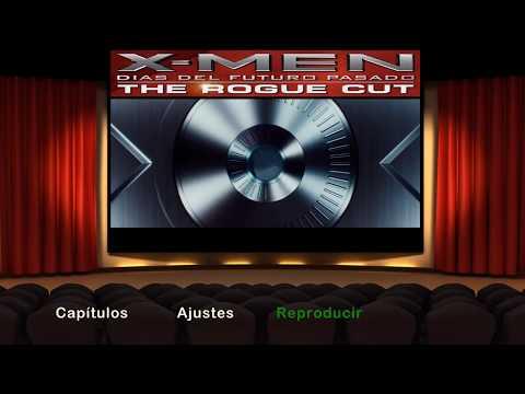 X-Men: Días del futuro pasado (Rogue Cut) (2014) [Menú Blu-Ray]