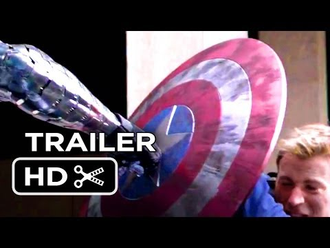 Captain America: The Winter Soldier – TRAILER 2 (2014) – Chris Evans Movie HD