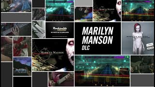 "Learn to play 3 industrial rock hits from Marilyn Manson! ""The Beautiful People,"" ""Tourniquet,"" and ""Coma White"" will be available today on Xbox Live, PlayStation Network, and Steam. The songs may be posted later for players in territories served by the European PlayStation Store due to differences in publishing times. See the tunings and arrangements below. ""The Beautiful People"" – Drop D – Lead/Rhythm/Bass""Tourniquet"" – E Standard – Lead/Rhythm/Bass""Coma White"" – Custom Tuning – Lead/Rhythm; E Standard - BassFor more information, visit http://www.rocksmith.com"