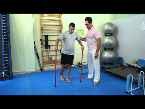 Reabilitação de Joelho - Atleta André Ottoni
