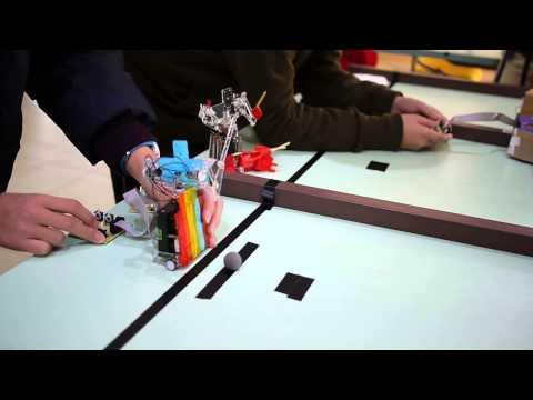 樂學網線上補習-思頂機器人-小拳王終極格鬥賽