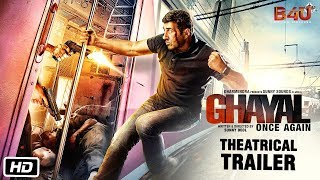 Nonton Ghayal Once Again   Theatrical Trailer   Sunny Deol  Soha Ali Khan   5th Feb 2016 Film Subtitle Indonesia Streaming Movie Download