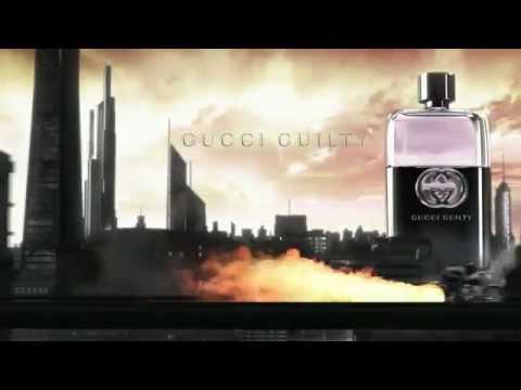 Gucci Guilty Pour Homme CommercialGucci Guilty Pour Homme Commercial