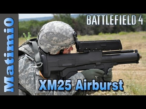 XM25 Airburst Guide – Support Gadgets (Battlefield 4 Beta Gameplay/Commentary)