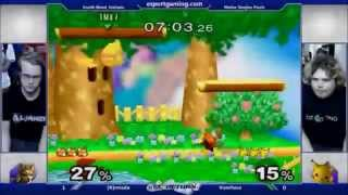 Pikachu SDI Punish on U-throw Uair