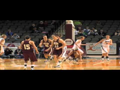 Walsh vs Black Hills State Highlights