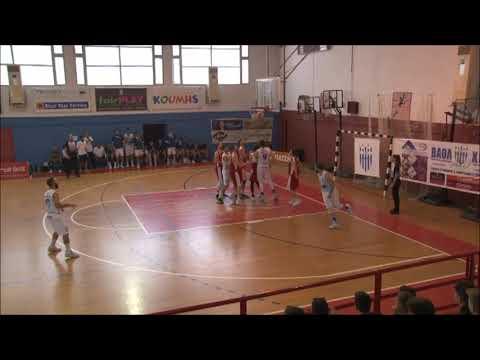 Nikos Papadopoulos Scouting Report (2019-2020)