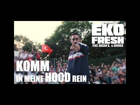 Eko Fresh feat. Hasan K. & Gringo - Komm in meine Hood rein (prod by Deemah & Goldfinger Beatz) (видео)
