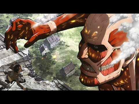 Top 10 Attack On Titan Moments