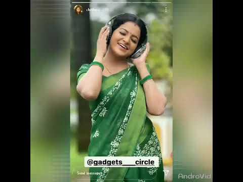 முல்லை Vj சித்ரா கடைசி.பதிவு insragram.status.video.இரவு 12.மணிக்கு எடுத்த வீடியோ.