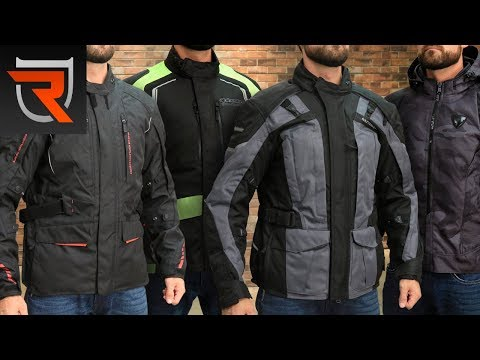 Best Winter Motorcycle Jackets Under $300 Video | Riders Domain