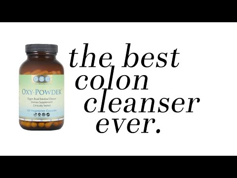 Oxy-Powder – Dr. Edward Group – Best colon cleanser may prevent colon cancer!
