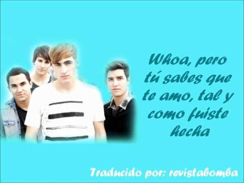 Big Time Rush - Cover Girl (Subtitulado en Español)
