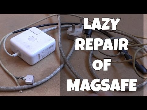 , title : 'Lazy Magsafe repair cable'