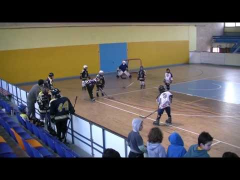 Israel Bauer League Junior Roller Hockey Match